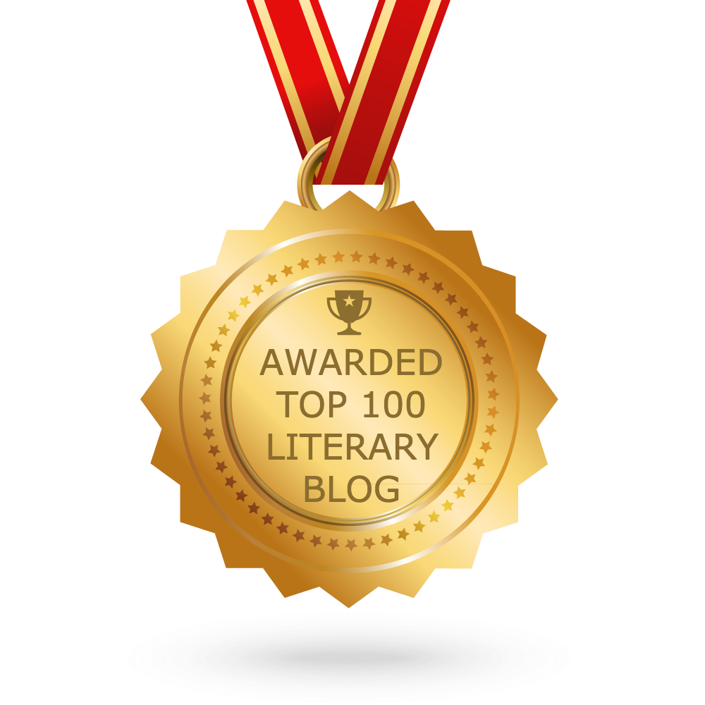 Badge: Top 100 Literary Blogs from Feedspot